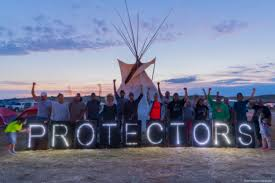 Standing in Solidarity with the Water Protectors 12/4/16